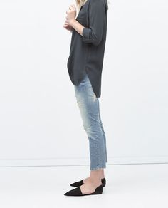 Image 3 of JEANS from Zara