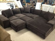 Superbe Media Sofa Living Room Sofas And Sectionals, Sofas, Outstanding Media Room  Custom Sectional Sofa Throughout Pit,