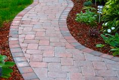 Brick Walkway Designs