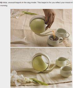 Most Interesting Teapot Designs