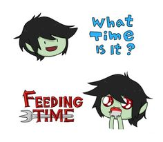 marshal lee Feeding time xD