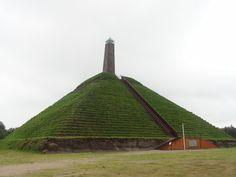Pyramid, Piramide van Austerlitz, Austerlitz, Netherlands