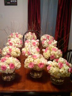 Happy Wife Happy Life: T-Minus 48 Hours {DIY Wedding Flowers Recap}