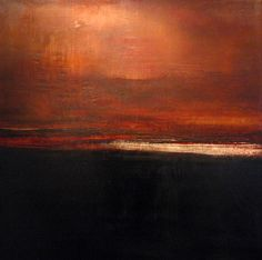 ABSTRACT ART - Ken Browne : Abstract Paintings Collection 2008 # 1