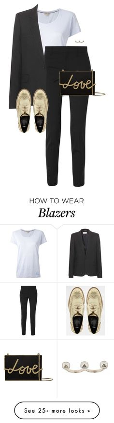 """Untitled #10822"" by alexsrogers on Polyvore featuring Burberry, Gucci, Yves Saint Laurent, ASOS, Jessica Elliot, Lanvin, women's clothing, women's fashion, women and female"