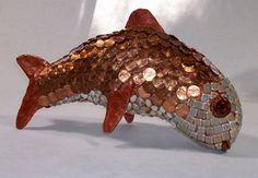 PennyFishy, by Patricia Rockwood, 16 x 5 x 7320 x 222   63.8KB   www.design-site.net