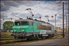 BB 22212 à Petit-Therain (60)