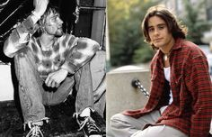4. Flannel - The 90 Greatest '90s Fashion Trends | Complex