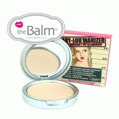 theBalm Mary - Lou Manizer - Rozjasňovač , zvýrazňovač a tiene The Balm, Blush, Grey, Beauty, Gray, Rouge, Beauty Illustration