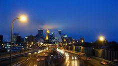 Minnesota. Twin Cities