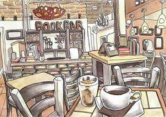 Steven Reddy - Book bar