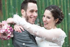 Snowy wedding at Nonsuch Mansion