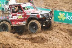 El Campeonato Nacional Desafío 4x4 2016. Los mejores vehículos para el barro, agua y obstáculos en Costa Rica este 4 de diciembre 2016.