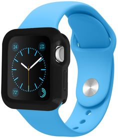 This is the best case for apple watch. We are using it mainly on our ones and it also include 2 tempered glasses!!! This pack guarantee you absolutely 100% satisfaction and protect :) I can really recommend it