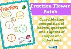 Fraction Flower Patch