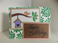 Happy Birthday Handmade Birthday Greeting by happydoodlesbykatie, $3.75