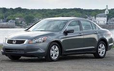 2008 Accord.  This was car #17.  A true POS from roof to wheels. Glad to be rid of it.