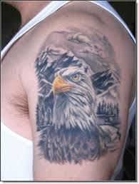Bald Eagle Tattoos for Men Bald Eagle Tattoos, Bear Tattoos, Tatoos, Tattoos For Guys, Tattoos For Women, Tattoo Graphic, Native American Women, Tattoo Inspiration, Eagles