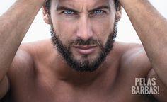 Cuidados com a barba e cabelo são ainda mais indispensáveis no verão