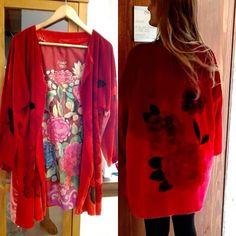 Kimono Top, Tops, Women, Fashion, Rosaries, Moda, Women's, La Mode, Shell Tops