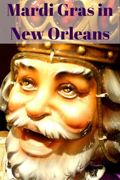 A guide to Mardi Gras in New Orlans, both during Carnival season and year-round, plus some common Mardi Gras misconceptions. #NewOrleans #travel #MardiGras