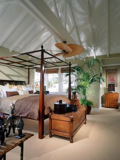 Exotic Bedroom Decorating Design, Pictures, Remodel, Decor and Ideas