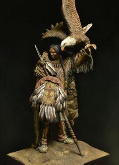 Guerreiro dacota (Dacota Warrior)