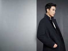 Kim Soo Hyun for ZioZia Winter 2015