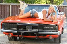 """1969 Dodge Charger R/T """"General Lee"""" -Wow"""