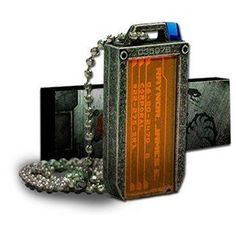 Jim Raynor's Dog Tags from Starcraft II's Collector's Edition. $79.99