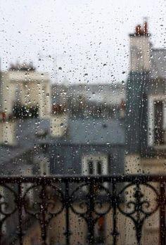 Paris in the Rain | Rebecca Plotnick