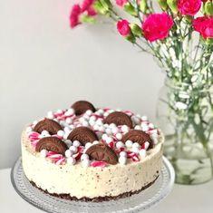 Mariannejuustokakku On Helppo Mutta Upea - Diy Crafts Fancy Desserts, Sweet Desserts, No Bake Desserts, Vegan Desserts, Sweet Recipes, Delicious Desserts, Dessert Recipes, Yummy Food, Sweet Bakery