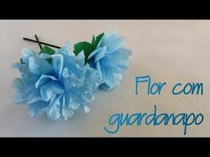 Como fazer Flores de Papel,muito fácil!! - YouTube