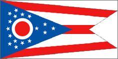 Ohio: Map, History, Population, Facts, Capitol, Flag, Tree, Geography, Symbols