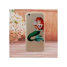 Coque Princesse Disney pour Apple IPhone 5 5s - Ariel