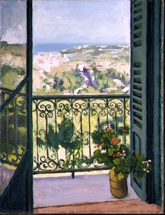 View from a Balcony Albert Marquet