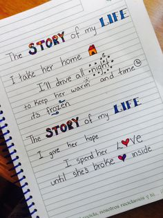 The Story Of My Life - One Direction