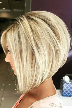 Beautiful Bob Haircuts for a New Look picture3 #BobCutHairstylesMedium