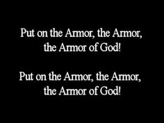 Armor of God song - YouTube