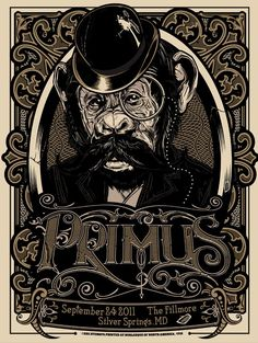 Primus at the Fillmore, Silver Springs, MD 2011