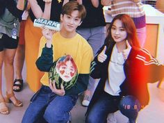 Otp, Mark Nct, Line S, Sooyoung, Taeyong, Nct Dream, Diy Clothes, Ulzzang, Girl Group