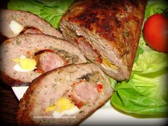 Pork Recipes, Cooking Recipes, Healthy Recipes, Romania Food, European Dishes, Cooking Challenge, Dog Cakes, Hungarian Recipes, Bacon