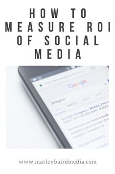 Social Media ROI is arguably one of the hardest to measure in digital marketing. Learn how to measure ROI of social media.