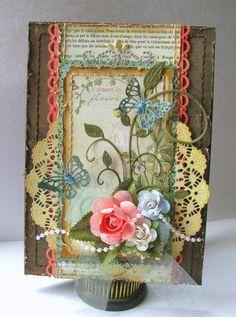 gorgeous card, love the Cheery Lynn designs die cuts