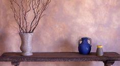 Pintura difuminada para paredes