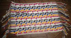 MARLY THIBES  BLOGGER: ( FAZENDO ARTE E CUSTOMIZANDO ): tapete em croche