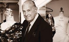 """STYLE QUOTE    """"La mejor manera de vestir es cuando notan primero a la persona y luego el vestido"""". Oscar de la Renta.  Diseñador de modas."""