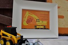 What a fun idea for a birthday party (construction zone).  www.thesmithteam.blogspot.com