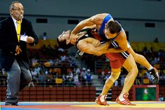 Wrestling - Beijing 2008 Olympics