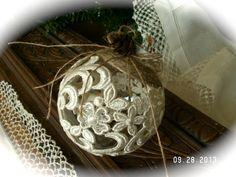 Handmade Christmas ornament . by Mydaisy2000 on Etsy, $20.00